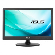 """ASUS VT168N point touch monitor monitor pantalla táctil 39,6 cm (15.6"""") 1366 x 768 Pixeles Negro Multi-touch"""