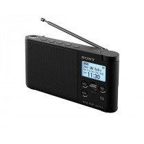 Sony XDR-S41D radio Portátil Digital Negro