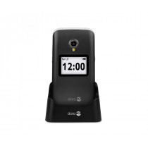 "Doro 2424 6,1 cm (2.4"") 92 g Gris Teléfono para personas mayores"