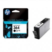HP 364 1 pieza(s) Original Rendimiento estándar Negro