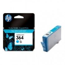 HP 364 Original Cian 1 pieza(s) Rendimiento estándar