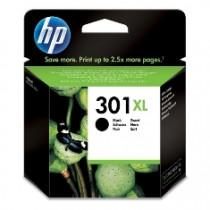 HP 301XL cartucho de tinta 1 pieza(s) Original Alto rendimiento (XL) Negro