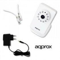 Approx APPIP03HDP2P cámara de vigilancia Cámara de seguridad IP Interior Cubo Escritorio 1280 x 720 Pixeles