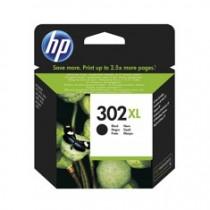 HP 302XL 1 pieza(s) Original Alto rendimiento (XL) Negro