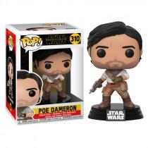 FUNKO POP! Star Wars: Rise of Skywalker - Poe Dameron Adultos y niños Figuras coleccionables