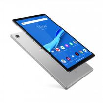 """Lenovo Smart Tab TB-X606X 4G LTE-TDD & LTE-FDD 128 GB 26,2 cm (10.3"""") Mediatek 4 GB Wi-Fi 5 (802.11ac) Android 9.0 Gris, Platino"""