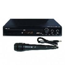 Nevir NVR-2329 DVD-KUM Reproductor de DVD Negro