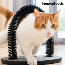 Rascador para Gatos y Arco Masajeador In