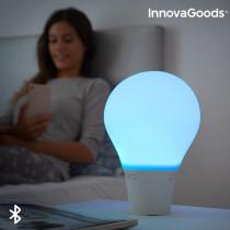 LAMPARA Bombilla LED Táctil de Silicona