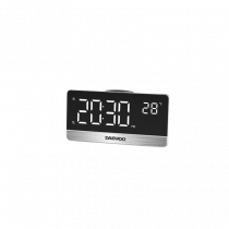 RADIO RELOJ DAEWOO DBF291