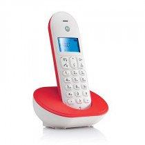 TELEFONO DECT MOTOROLA T101 CEREZA