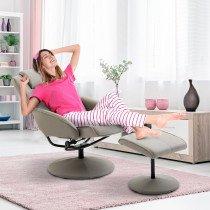 Sillón Homcom Relax con Reclinacion