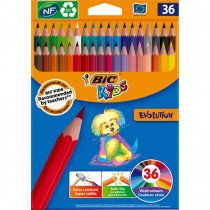 LAPICES DE COLORES BIC KIDS EVOLUTION