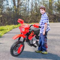 Moto Electrica HOMCOM Infantil de Bateri