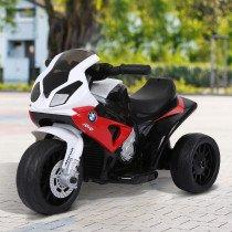 Moto Electrica HOMCOM BMW Triciclo ROJO