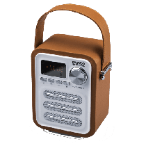 RADIO PORTÁTIL DAEWOO DBF208
