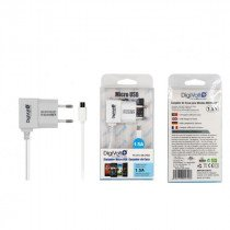 CARGADOR CABLE DIGIVOLT QC2423 MICROUSB