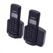 TELEFONO DECT DUO DAEWOO DTD-1350 NEGRO