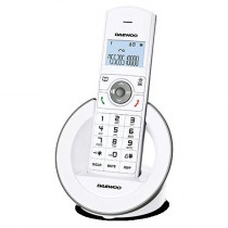 TELÉFONO DECT DAEWOO DTD-1400 BLANCO