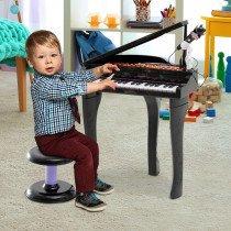 Piano HOMCOM de Juguete Electronico