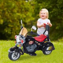 Moto Electrica HOMCOM Infantil negro