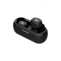 Sunstech WAVEPODS LITE Auriculares Dentro de oído Bluetooth Negro