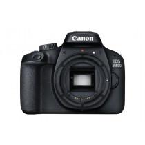 Canon EOS 4000D + EF-S 18-55mm DC III Juego de cámara SLR 18 MP 5184 x 3456 Pixeles Negro