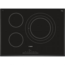 Bosch PKD751FP1E hobs Negro Integrado Cerámico 3 zona(s)