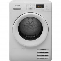 Whirlpool FT M11 82 EU secadora Independiente Carga frontal Blanco 8 kg A++