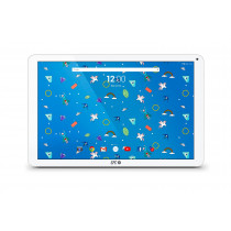 SPC HEAVEN tablet ARM 32 GB Plata, Blanco