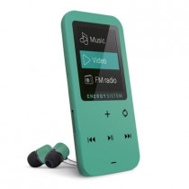 Energy Sistem 426430 Reproductor de MP4 8GB Verde reproductor MP3/MP4