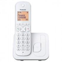 Panasonic KX-TGC210 Teléfono DECT Blanco Identificador de llamadas
