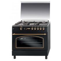 SVAN SVK9561FN Range cooker Encimera de gas Negro cocina