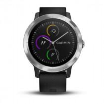 Garmin vívoactive 3 Pantalla táctil Bluetooth Negro, Plata reloj deportivo
