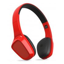 Energy Sistem 428359 Diadema Binaural Alámbrico Rojo auriculares para móvil