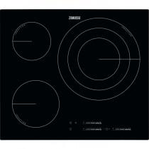 Zanussi ZIT6375CB hobs Negro Integrado Con placa de inducción