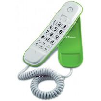 SPC Original Lite Teléfono Blanco/Verde 3601V