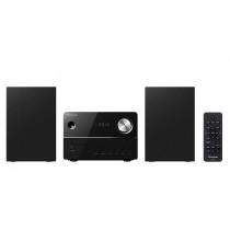 Pioneer X-EM16 sistema de audio para el hogar Microcadena de música para uso doméstico Negro 10 W