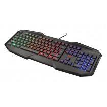 Trust GXT 830-RW Avonn teclado USB Español Negro