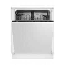 Beko DIN26410 lavavajilla Completamente integrado 14 cubiertos
