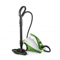 Polti Smart 35 Mop Limpiador a vapor de cilindro 1.6L 1800W Negro, Verde, Color blanco