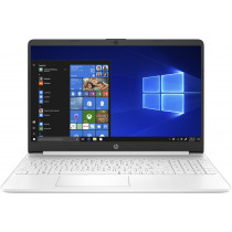 "HP 15s-fq1053ns Portátil Blanco 39,6 cm (15.6"") 1366 x 768 Pixeles Intel® Core™ i7 de 10ma Generación 8 GB DDR4-SDRAM 512 GB SSD Wi-Fi 5 (802.11ac) Windows 10 Home"