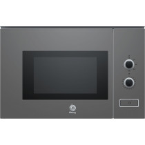 Balay 3CP5002A0 microondas Built-in (placement) Solo microondas 20 L 800 W Gris