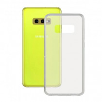 "Ksix B8619FTU00 funda para teléfono móvil 14,7 cm (5.8"") Transparente"