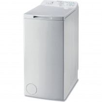 Indesit BTW L60300 SP/N lavadora Independiente Carga superior Blanco 6 kg 1000 RPM A+++