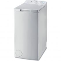 Indesit BTW L60300 SP/N lavadora Independiente Carga superior 6 kg 1000 RPM Blanco