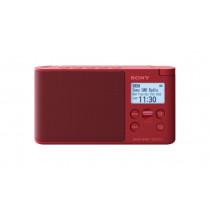 Sony XDR-S41D Portátil Digital Rojo
