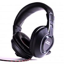 Mars Gaming MH217 Binaural Diadema Negro, Rojo auricular con micrófono