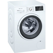 Siemens iQ500 WM14T469ES lavadora Independiente Carga frontal Blanco 8 kg 1400 RPM A+++