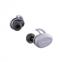 Pioneer SE-E9TW-H auricular y casco Auriculares Dentro de oído Bluetooth Negro, Gris